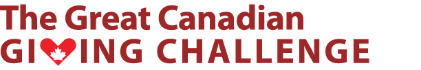 The Great Canadian Challenge June 2015 - every donation counts towards winning $10,000