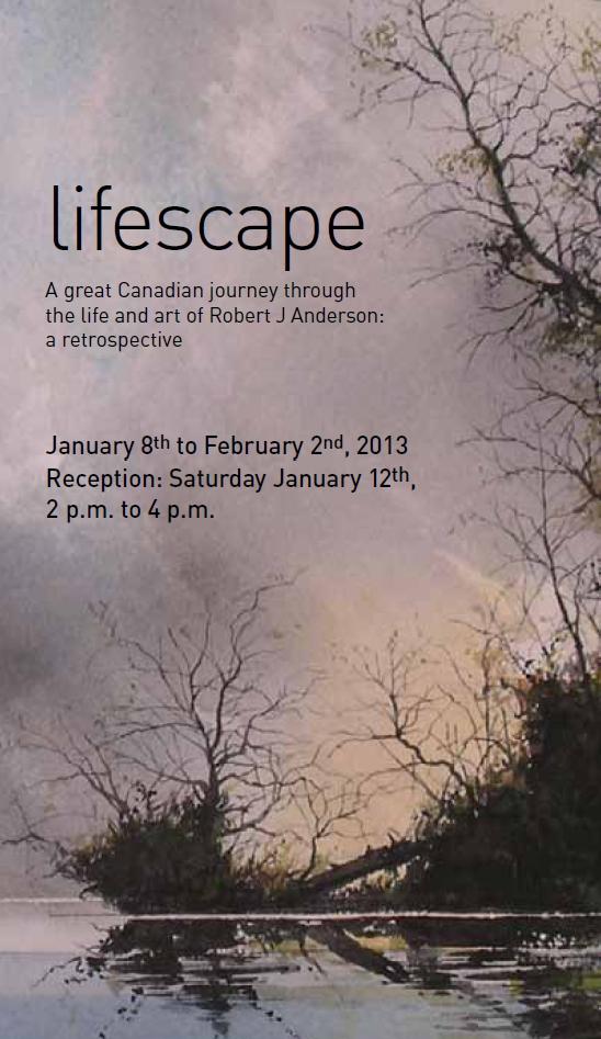 Lifescape: Robert J. Anderson