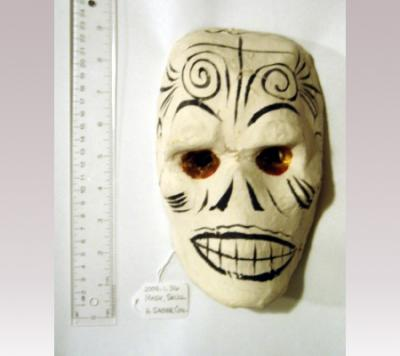 Hanni Sager, Mask Skull