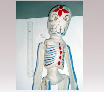Hanni Sager, Large Skeleton