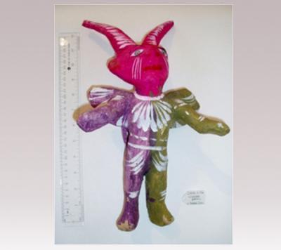Hanni Sager, Devil Figure