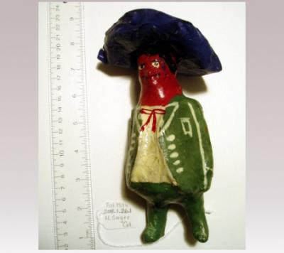 Hanni Sager, Figure With Sombrero