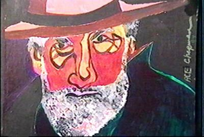 Ace Chapman Painting 2